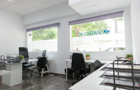 oficinas centro de negocios zona sur alicante